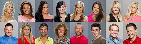 Big Brother 14 New Houseguests