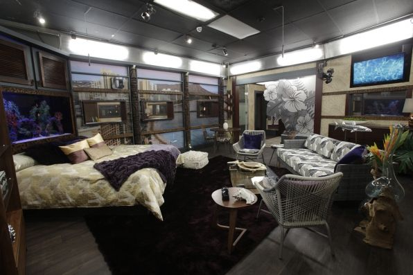 Big Brother 18 HoH Suite picture