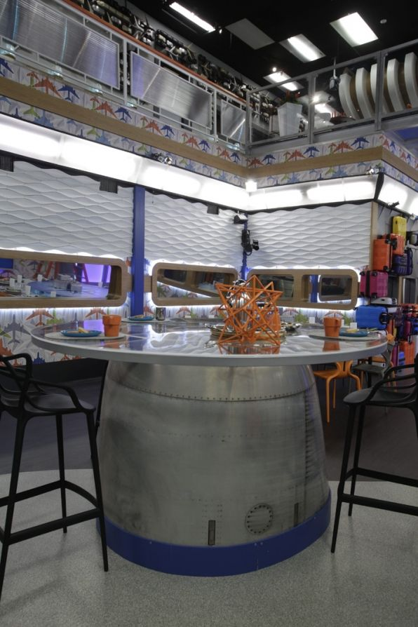 Big Brother 18 Kitchen picture