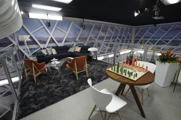 Big Brother 18 Lounge picture